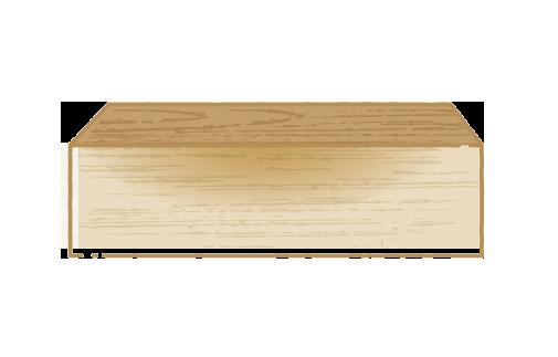 天然木講座 オイル塗装