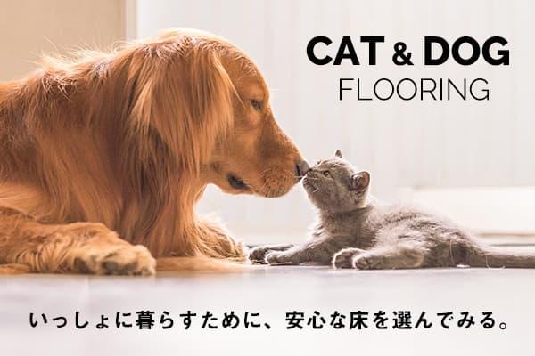CAT & DOG FLOORING