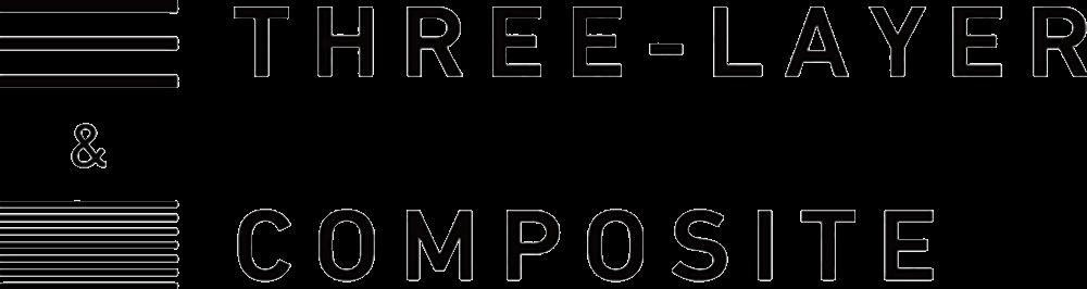 三層・複合フローリング ロゴ