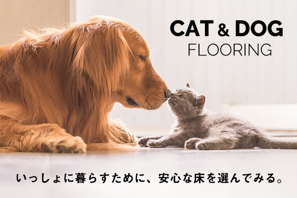 CAT & DOG FLOORING